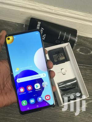 New Samsung Galaxy A21s 64 GB Black | Mobile Phones for sale in Dar es Salaam, Kinondoni