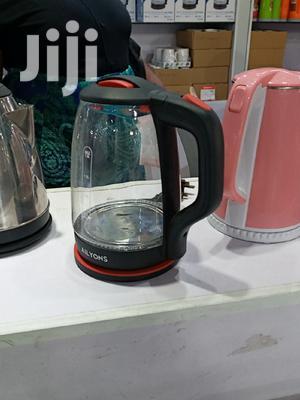 Glass Electric Kettle | Kitchen Appliances for sale in Dar es Salaam, Ilala