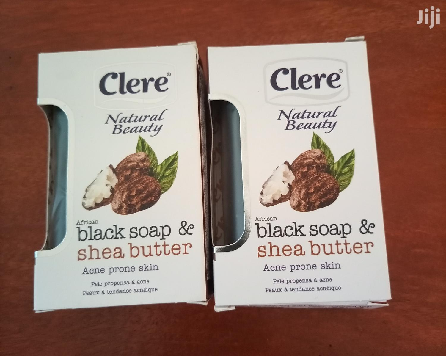 Clere Natural Beauty Soap