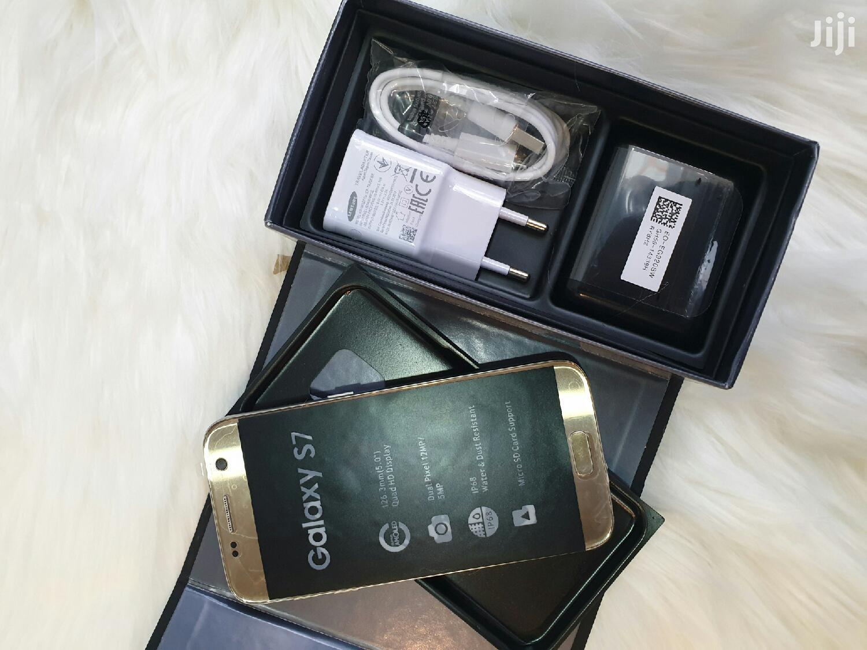 New Samsung Galaxy S7 32 GB Black | Mobile Phones for sale in Kinondoni, Dar es Salaam, Tanzania