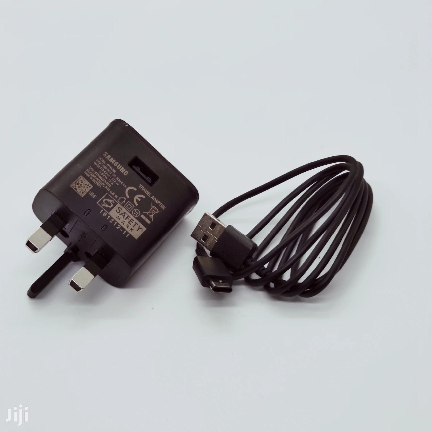 Archive: Original Samsung High Quality Type C Fast Charger USB 3.0