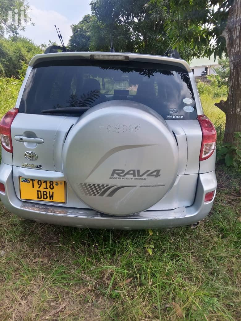 Toyota RAV4 2007 Silver   Cars for sale in Ilala, Dar es Salaam, Tanzania