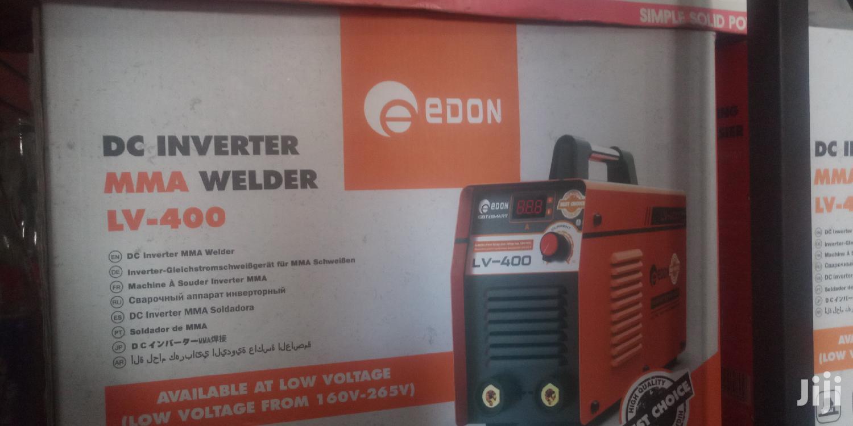 DC Inverter Mma Welder Lv-400