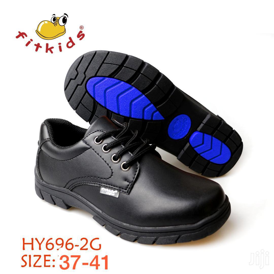 Archive: Fitkids School Shoes - Boys