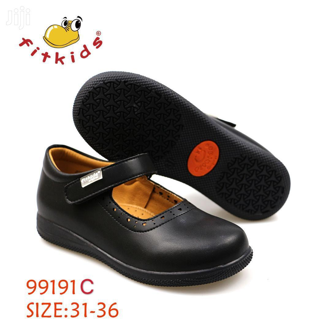 Archive: Fitkids School Shoes - Girls