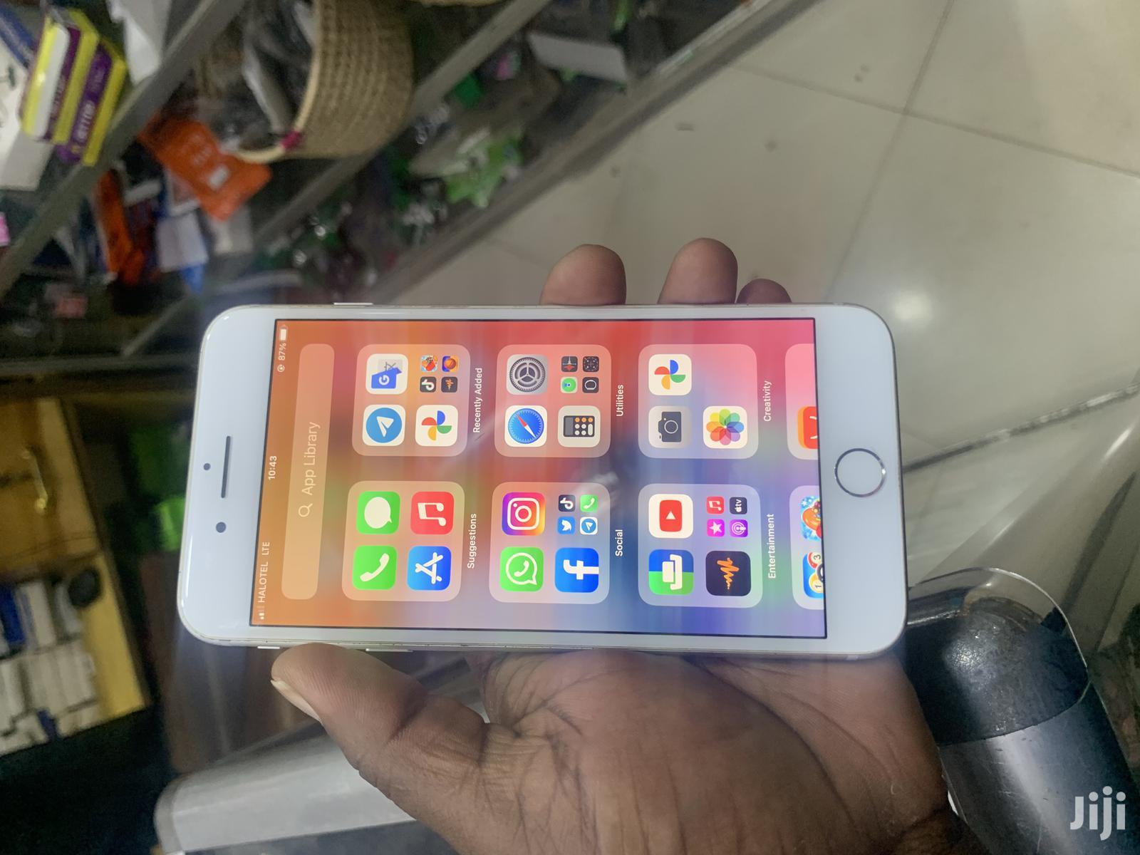 Apple iPhone 7 Plus 128 GB Silver | Mobile Phones for sale in Moshi Urban, Kilimanjaro Region, Tanzania
