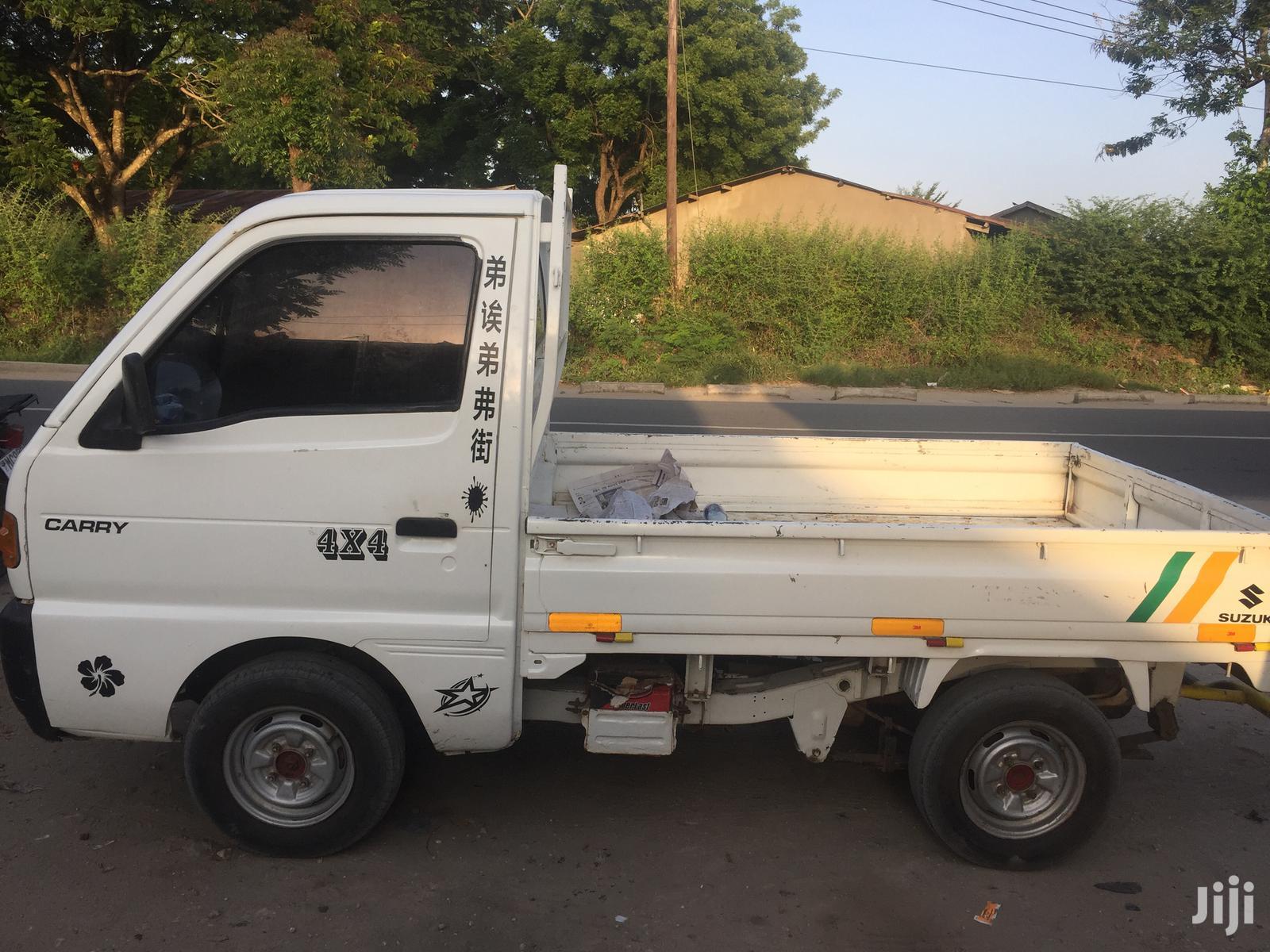 Archive: Suzuki Carry Nzuri Sana