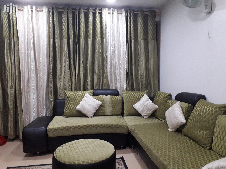 Archive: 7 Seater Sofa Set
