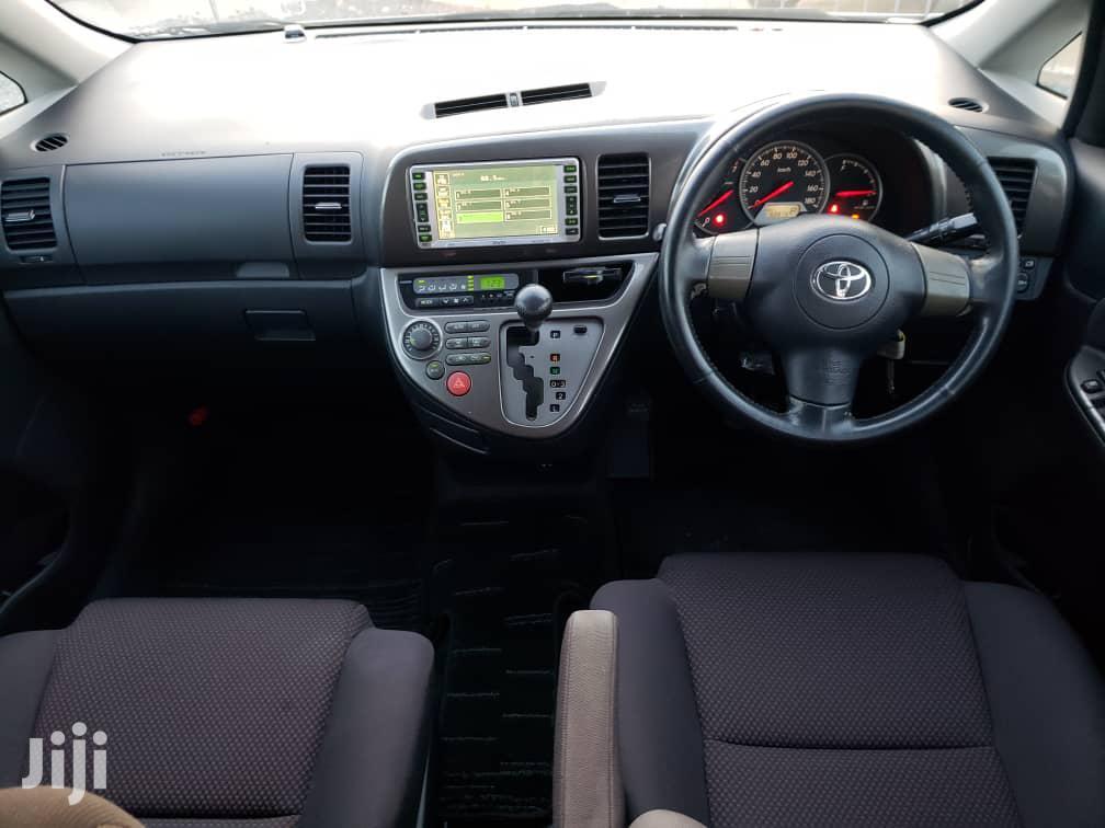 Toyota Wish 2005 Silver   Cars for sale in Kinondoni, Dar es Salaam, Tanzania