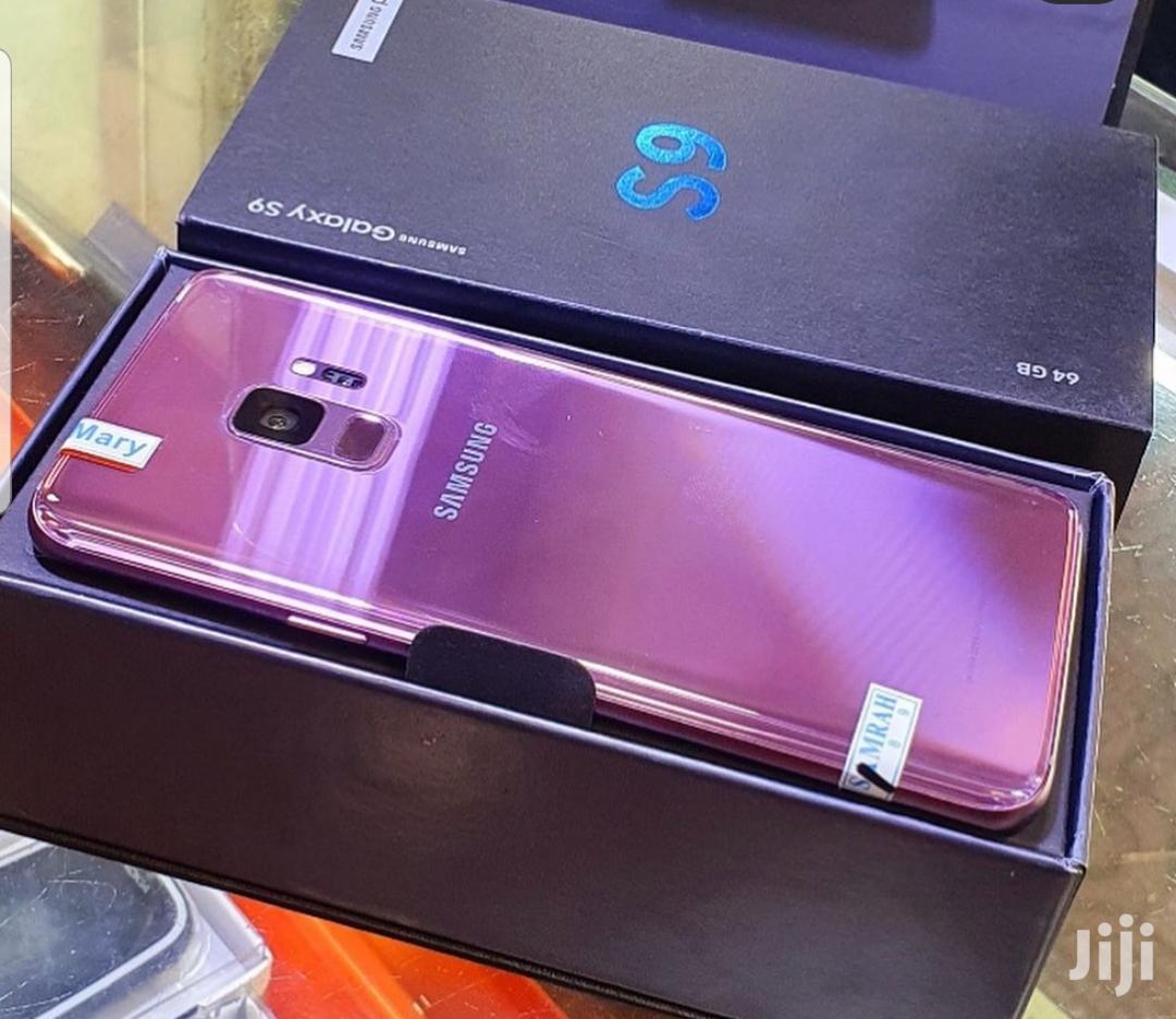 New Samsung Galaxy S9 64 GB Blue | Mobile Phones for sale in Kinondoni, Dar es Salaam, Tanzania
