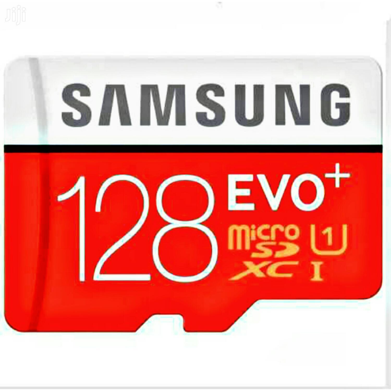 Samsung Evo Plus Memory Card 128GB