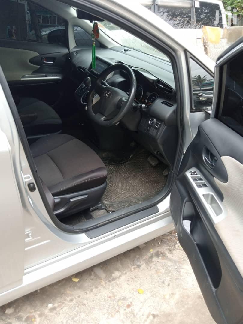 Toyota Wish 2011 Silver | Cars for sale in Kinondoni, Dar es Salaam, Tanzania