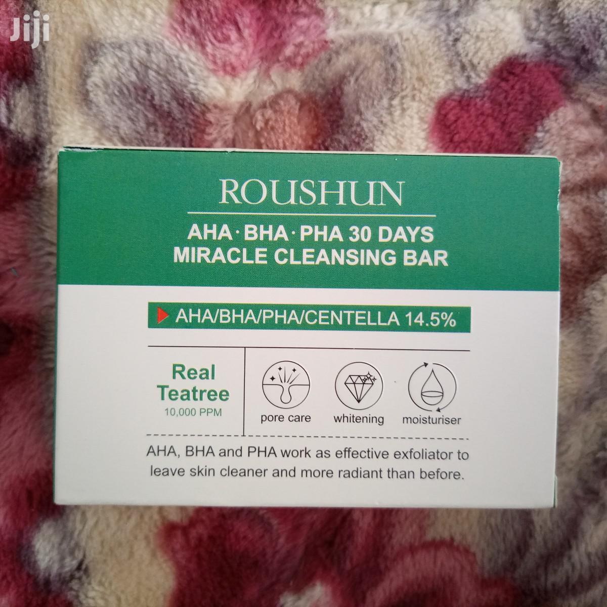 Roushun Miracle Cleansing Bar