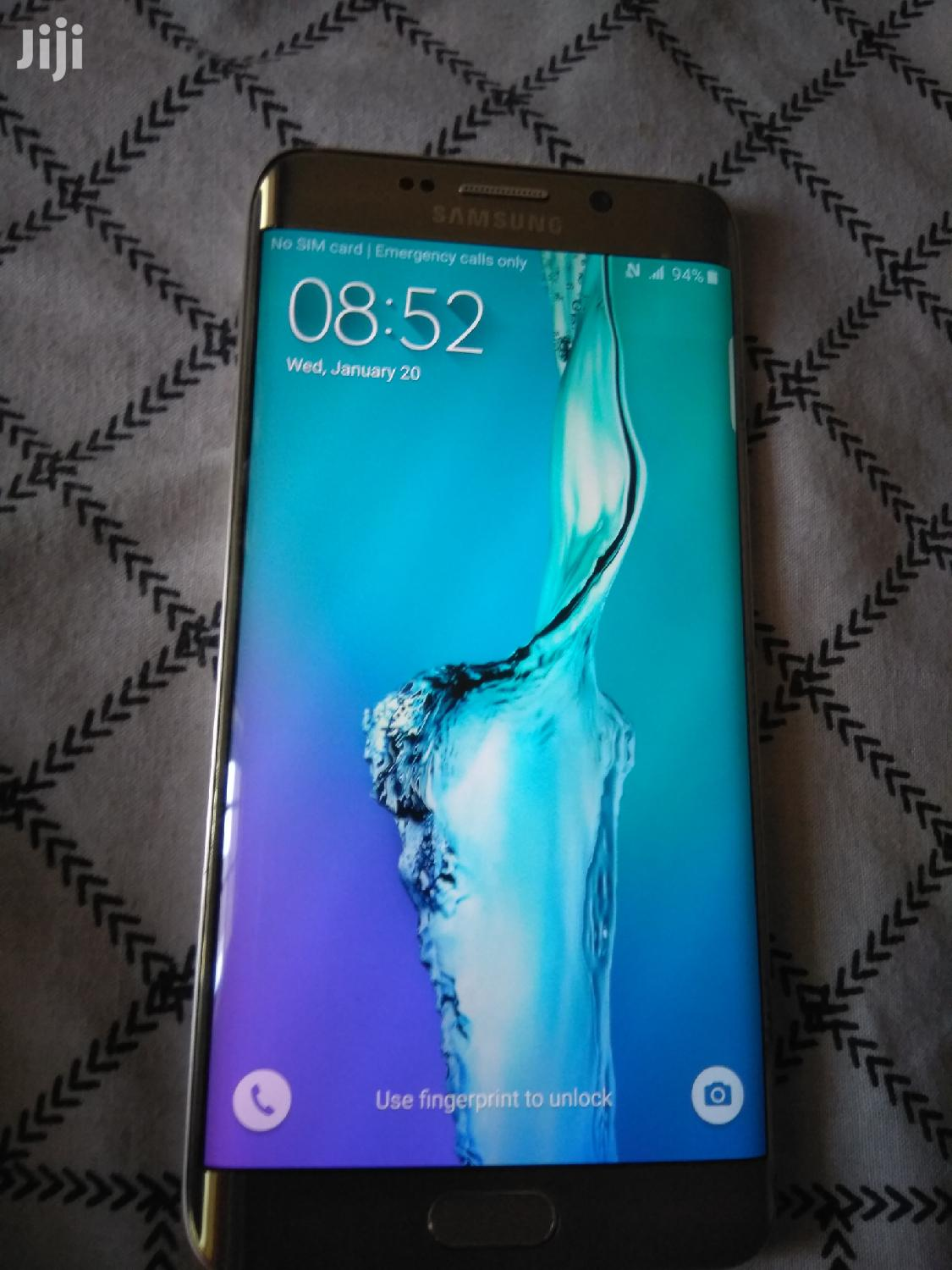 Archive: New Samsung Galaxy S6 Edge Plus Duos 32 GB Gold