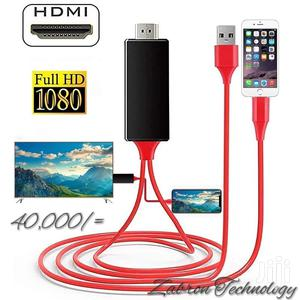 HDMI Cable For iPhones | Accessories & Supplies for Electronics for sale in Dar es Salaam, Temeke
