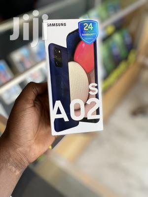 New Samsung Galaxy A02S 32 GB Black | Mobile Phones for sale in Dar es Salaam, Kinondoni