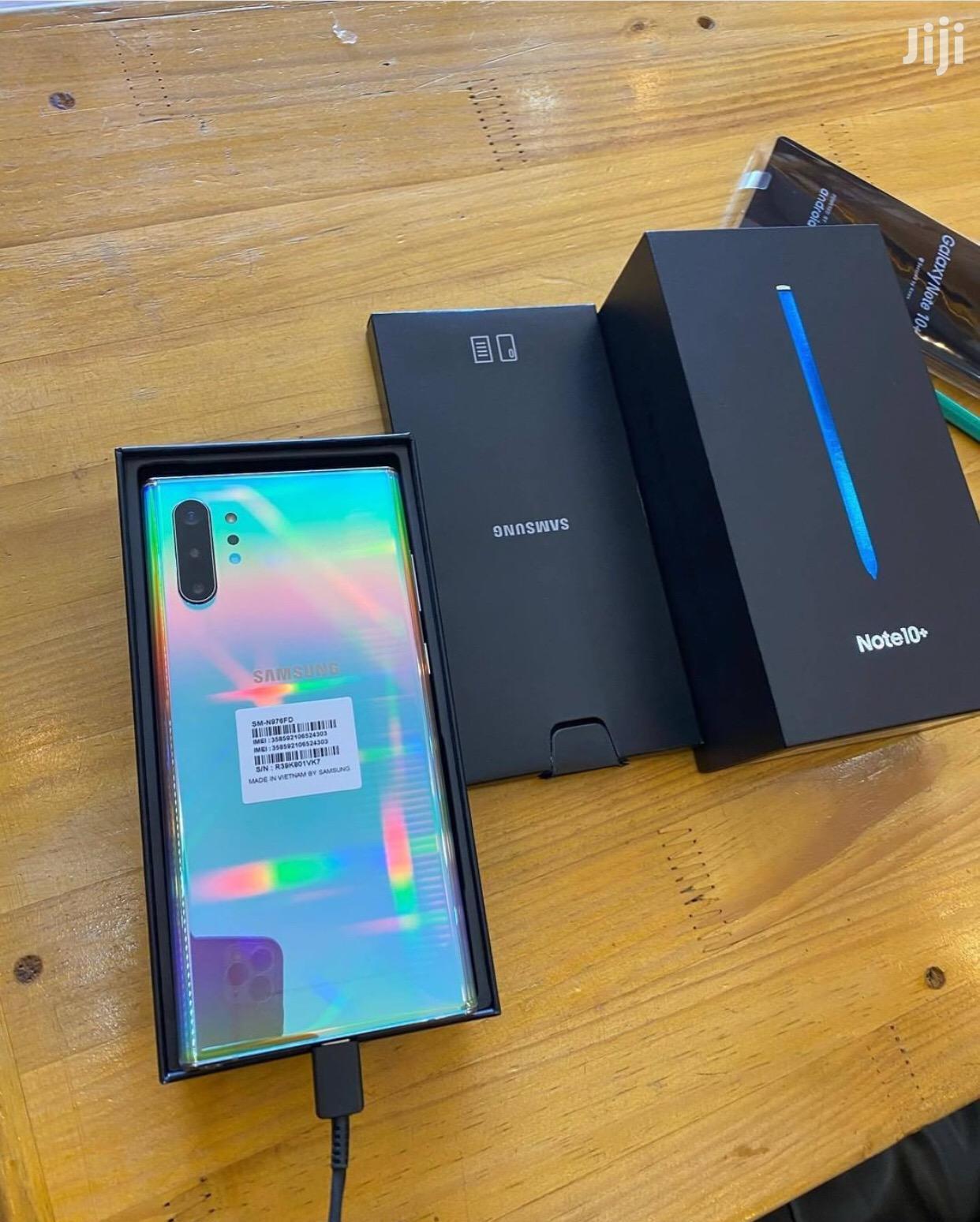 New Samsung Galaxy Note 10 Plus 256 GB