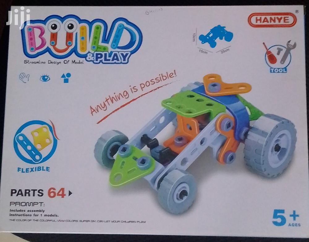 Toys! Build Play!
