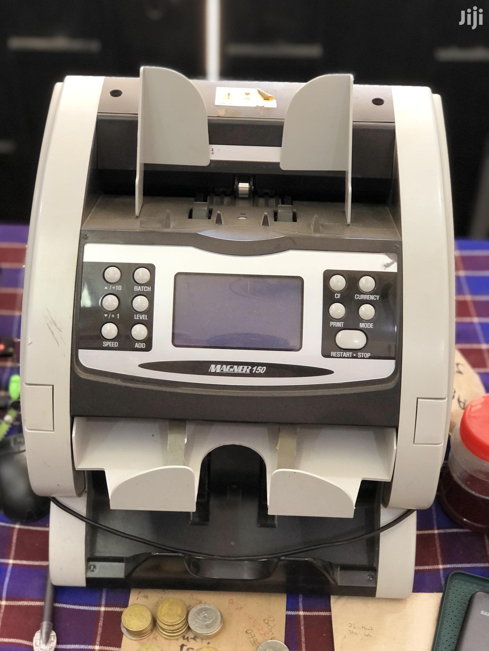 Archive: MAGNER 150, Money Counting Machine