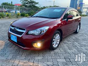 New Subaru Impreza 2013 Red | Cars for sale in Dar es Salaam, Kinondoni
