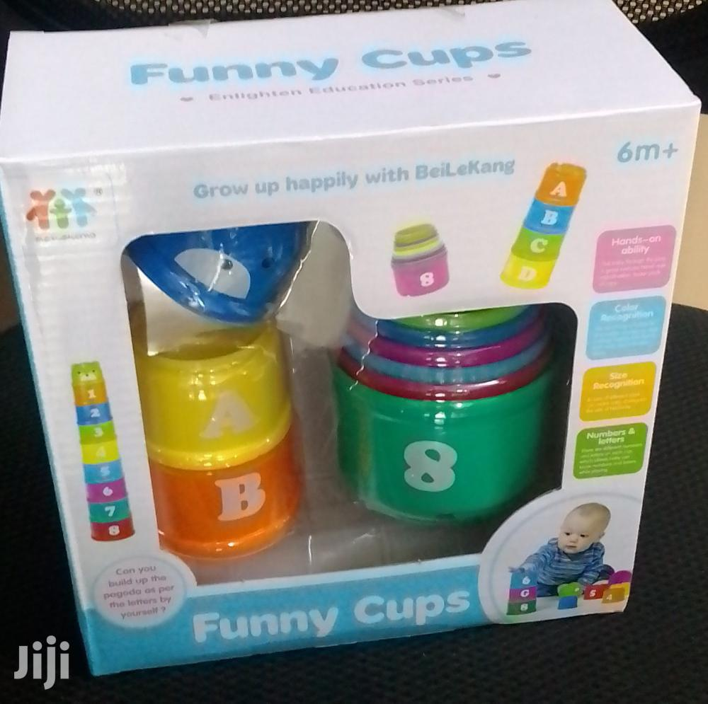 Childrens Funny Cups ! Toys