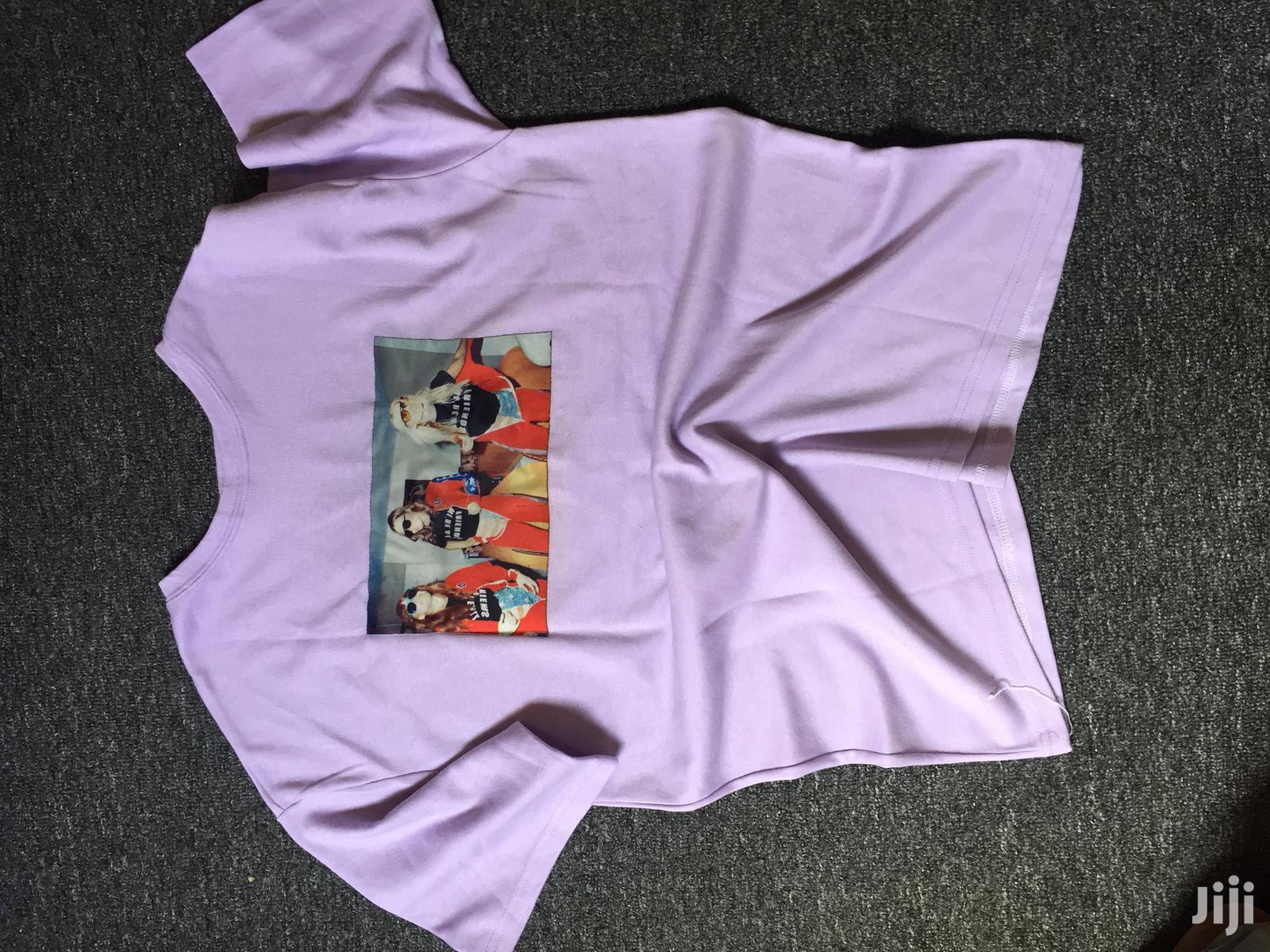 T-Shirt Zenye Swagger | Clothing for sale in Temeke, Dar es Salaam, Tanzania