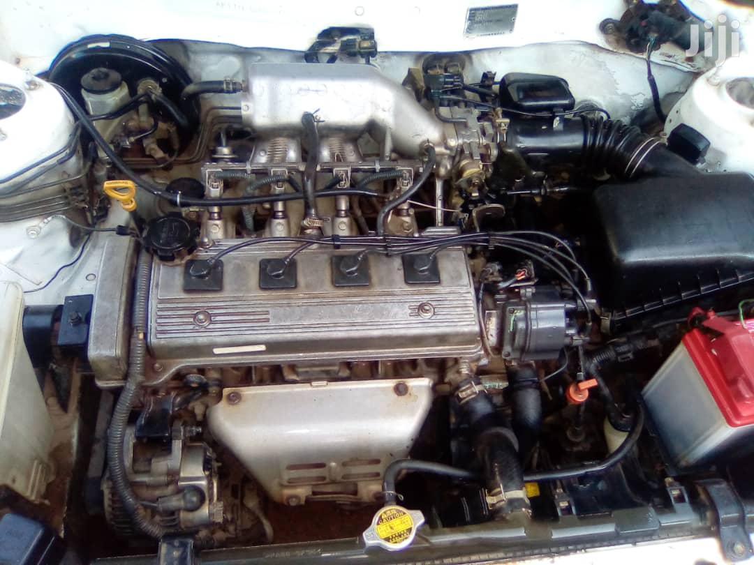 Archive: Toyota Corolla 1998 Station Wagon White