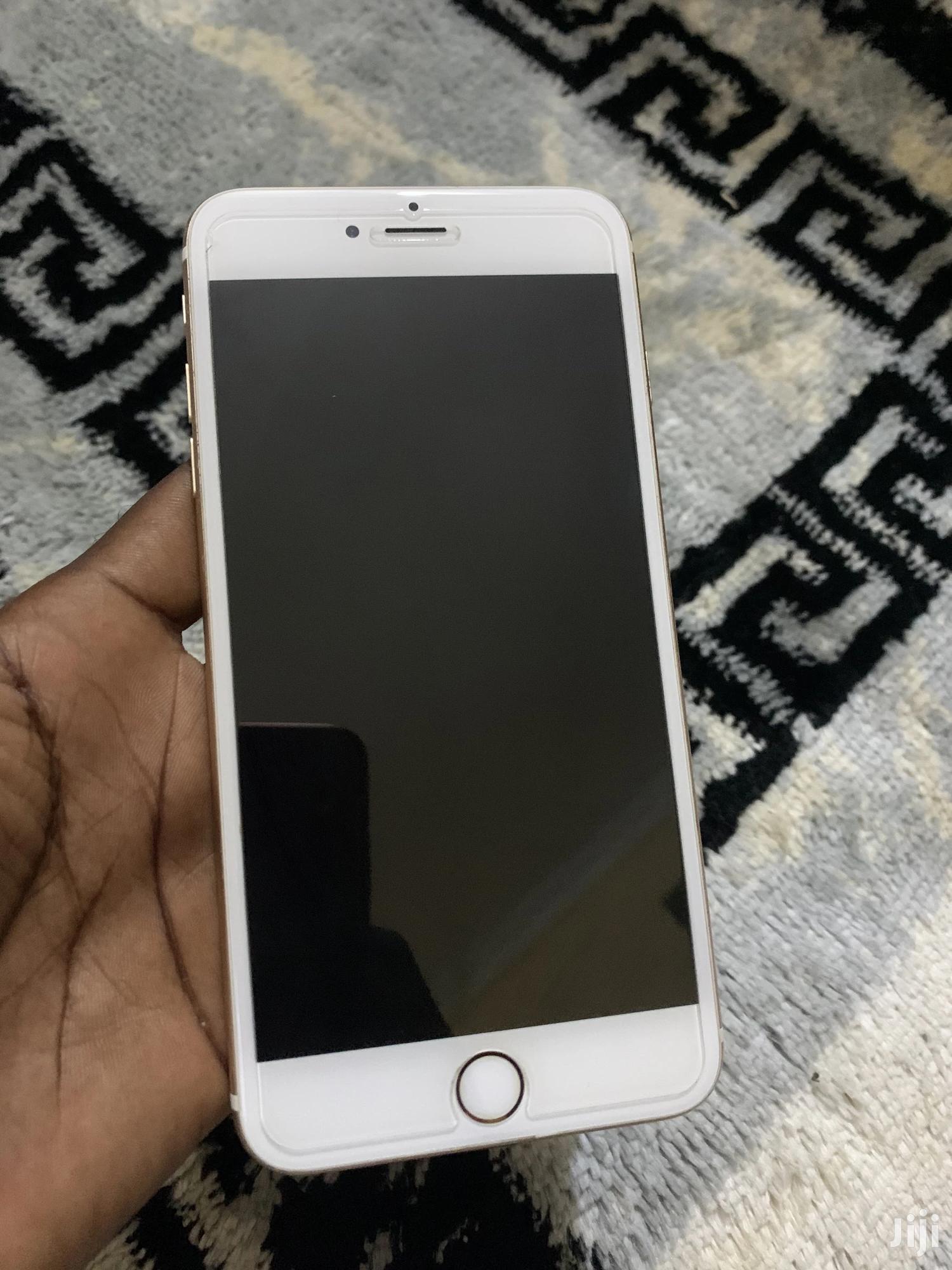 Apple iPhone 6s Plus 32 GB Gold   Mobile Phones for sale in Kinondoni, Dar es Salaam, Tanzania