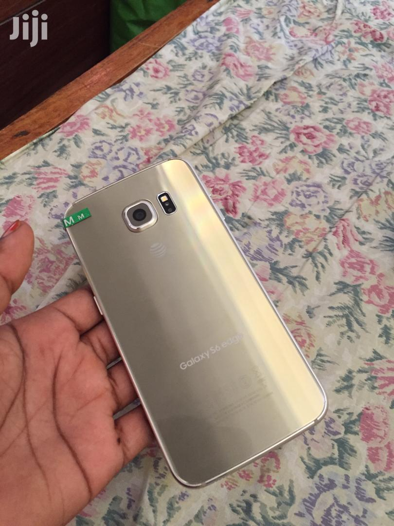 Archive: New Samsung Galaxy S6 edge 32 GB Gold