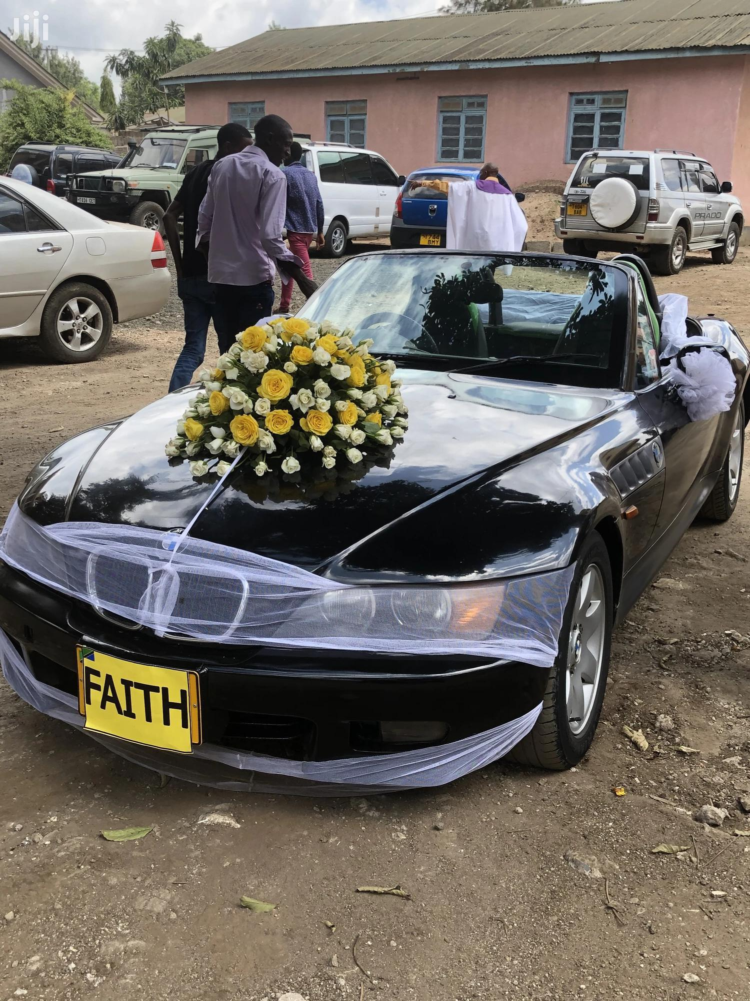 BMW Z3 For Hire