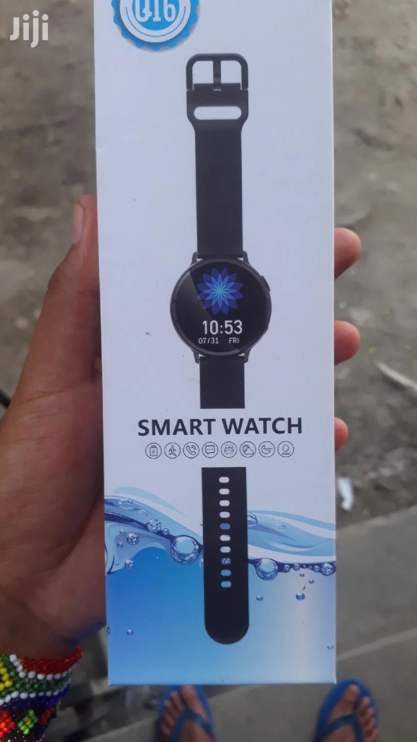 Smart Watch Q16 | Smart Watches & Trackers for sale in Kinondoni, Dar es Salaam, Tanzania