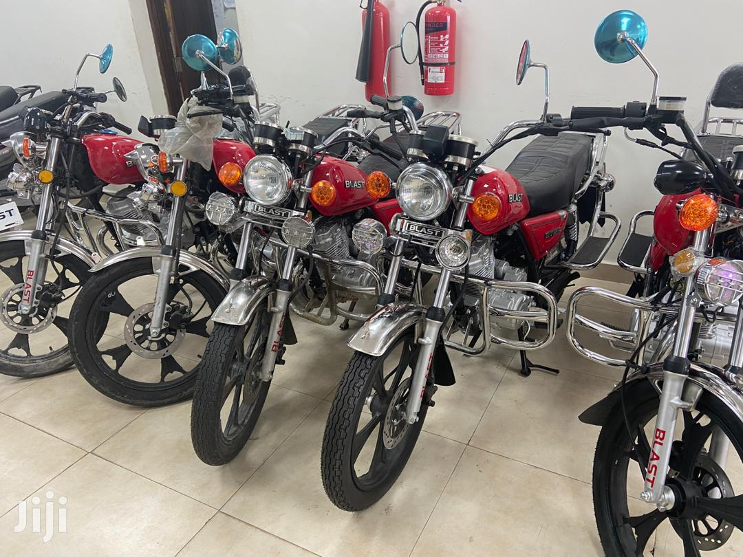 New Motorcycle 2019 Black | Motorcycles & Scooters for sale in Ilala, Dar es Salaam, Tanzania