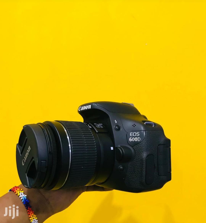 Canon 600D | Photo & Video Cameras for sale in Ilala, Dar es Salaam, Tanzania