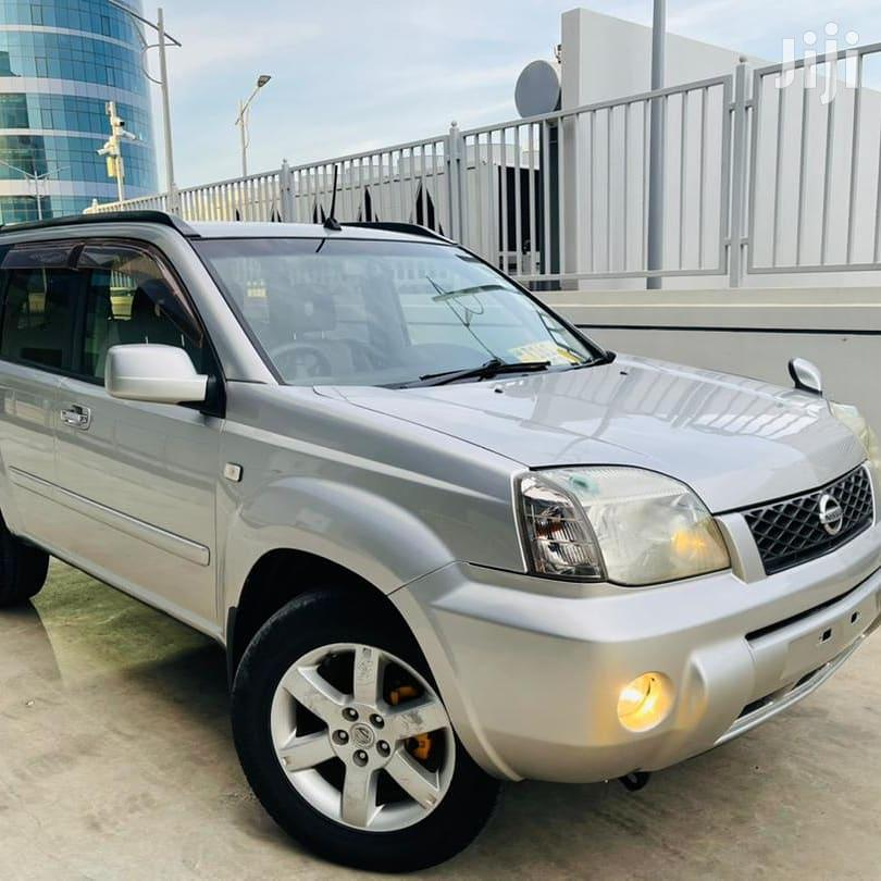 Archive: Nissan X-Trail 2005 Silver