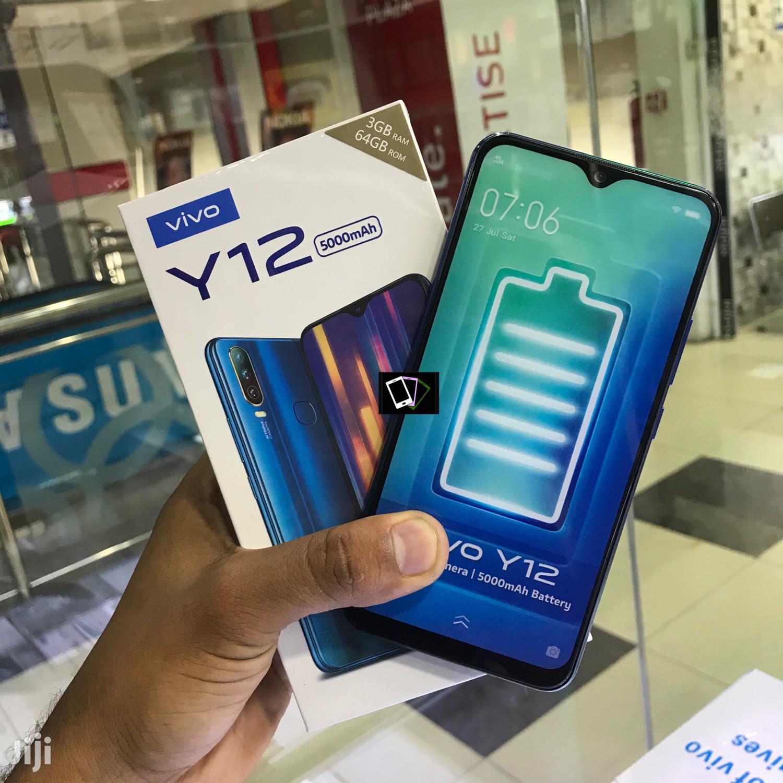 New Vivo Y12 64 GB | Mobile Phones for sale in Ilala, Dar es Salaam, Tanzania