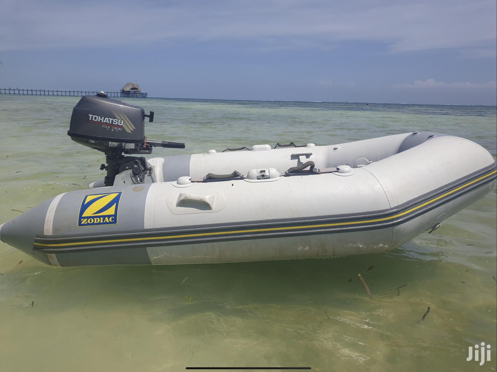 Boat With Air And Motor | Watercraft & Boats for sale in Unguja North, Zanzibar, Tanzania