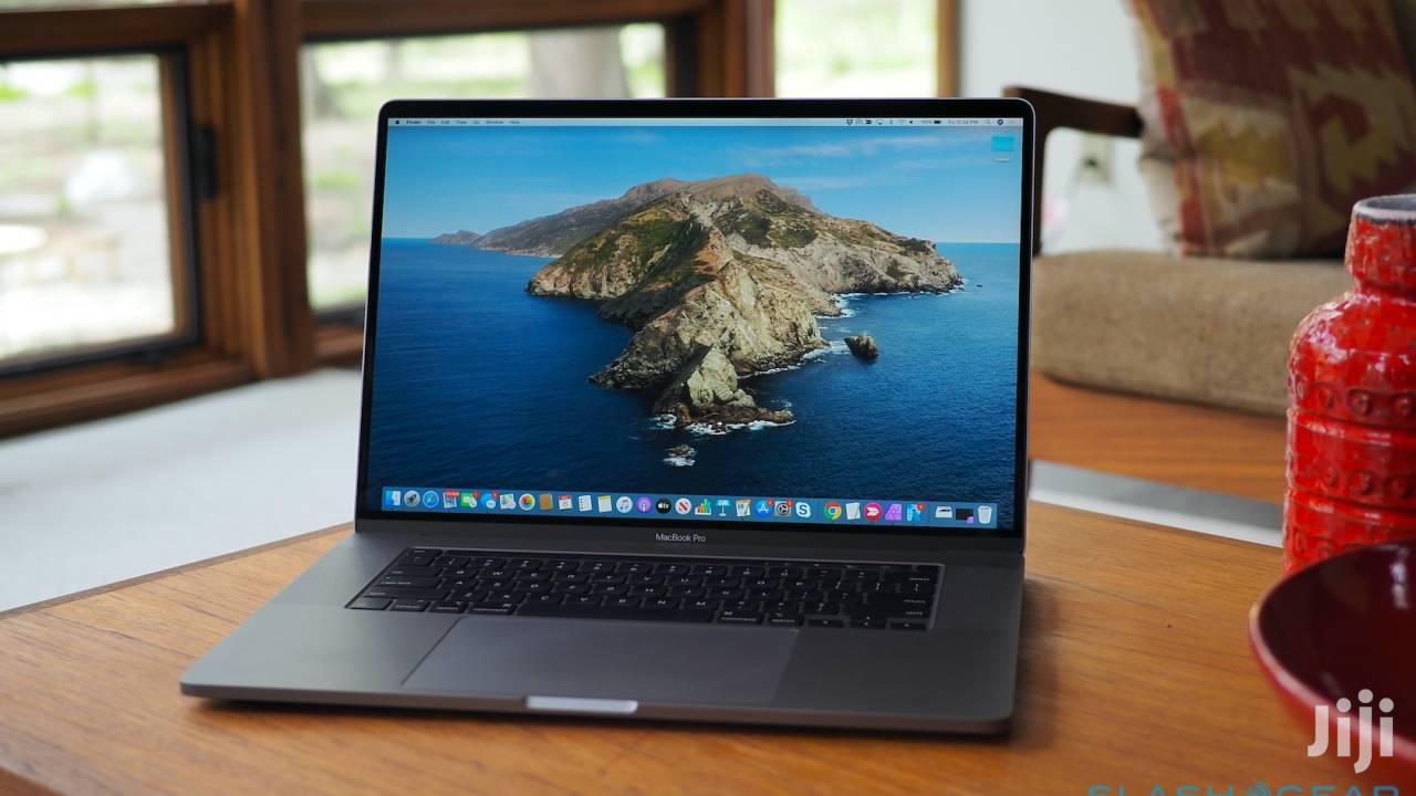Archive: Laptop Apple MacBook 2019 16GB Intel Core I7 SSD 512GB
