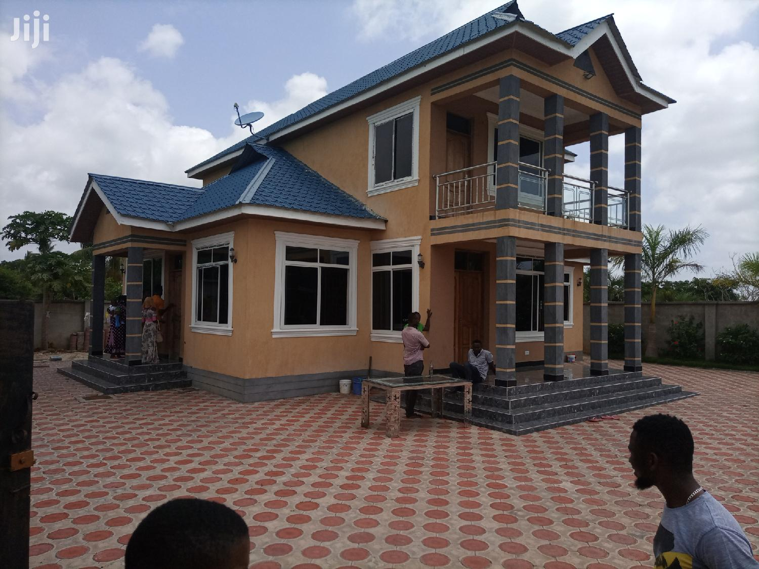 4 Bedroom House In Kigamboni For Sale