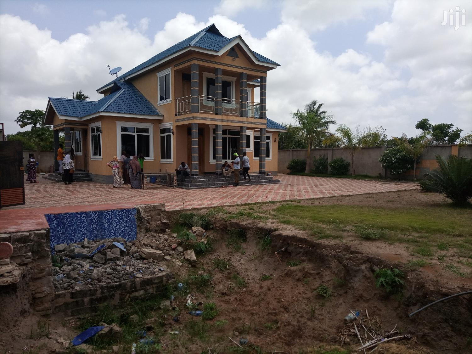 4 Bedroom House In Kigamboni For Sale | Houses & Apartments For Sale for sale in Temeke, Dar es Salaam, Tanzania