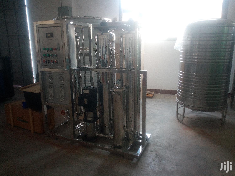 Clean Water Machine | Manufacturing Equipment for sale in Kinondoni, Dar es Salaam, Tanzania