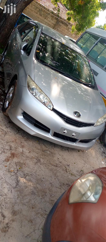 Toyota Wish 2011 Silver   Cars for sale in Kinondoni, Dar es Salaam, Tanzania