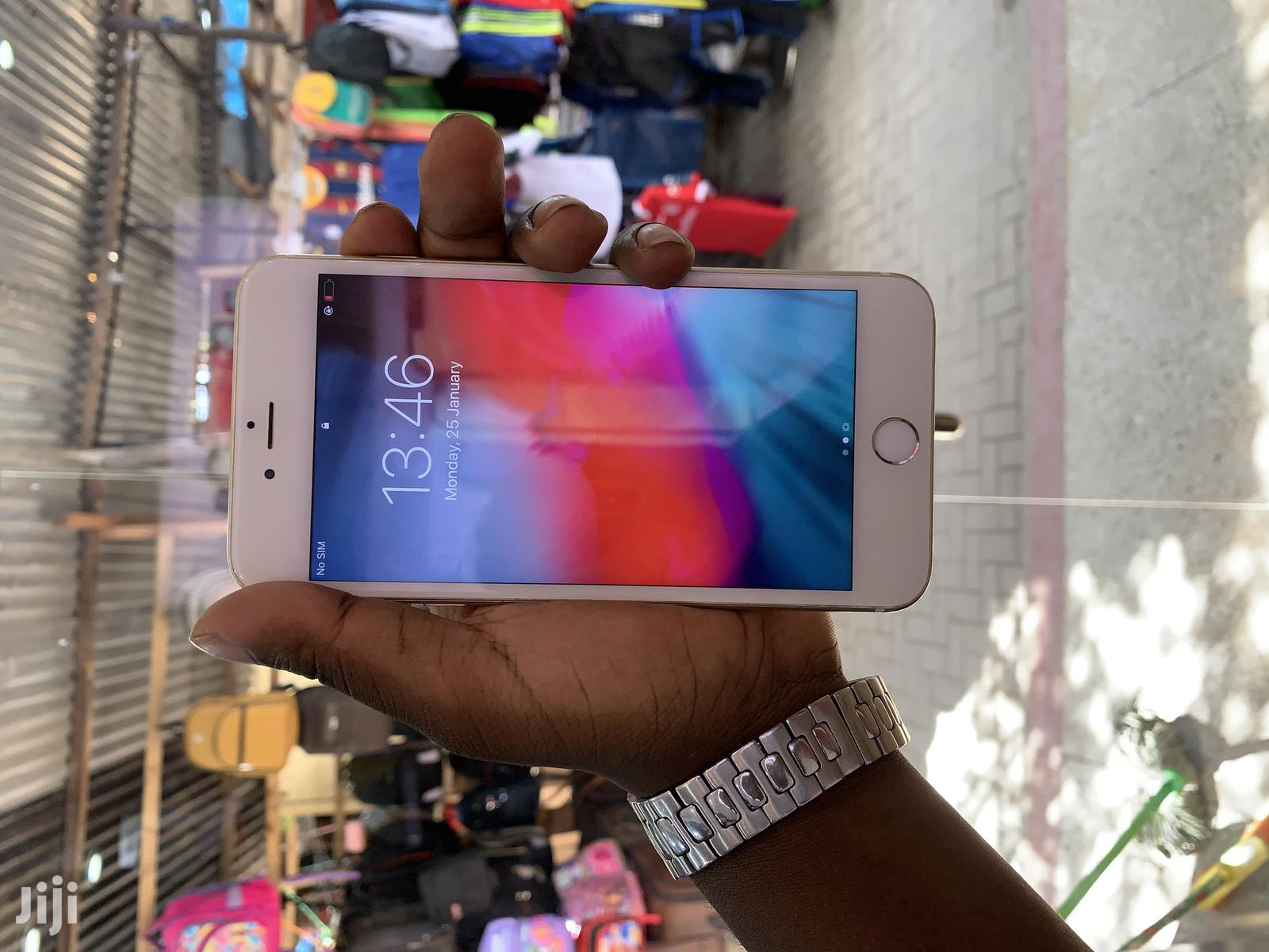 Apple iPhone 6 Plus 64 GB Gold | Mobile Phones for sale in Kinondoni, Dar es Salaam, Tanzania