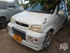 Toyota Cami 2003 White   Cars for sale in Dar es Salaam, Kinondoni