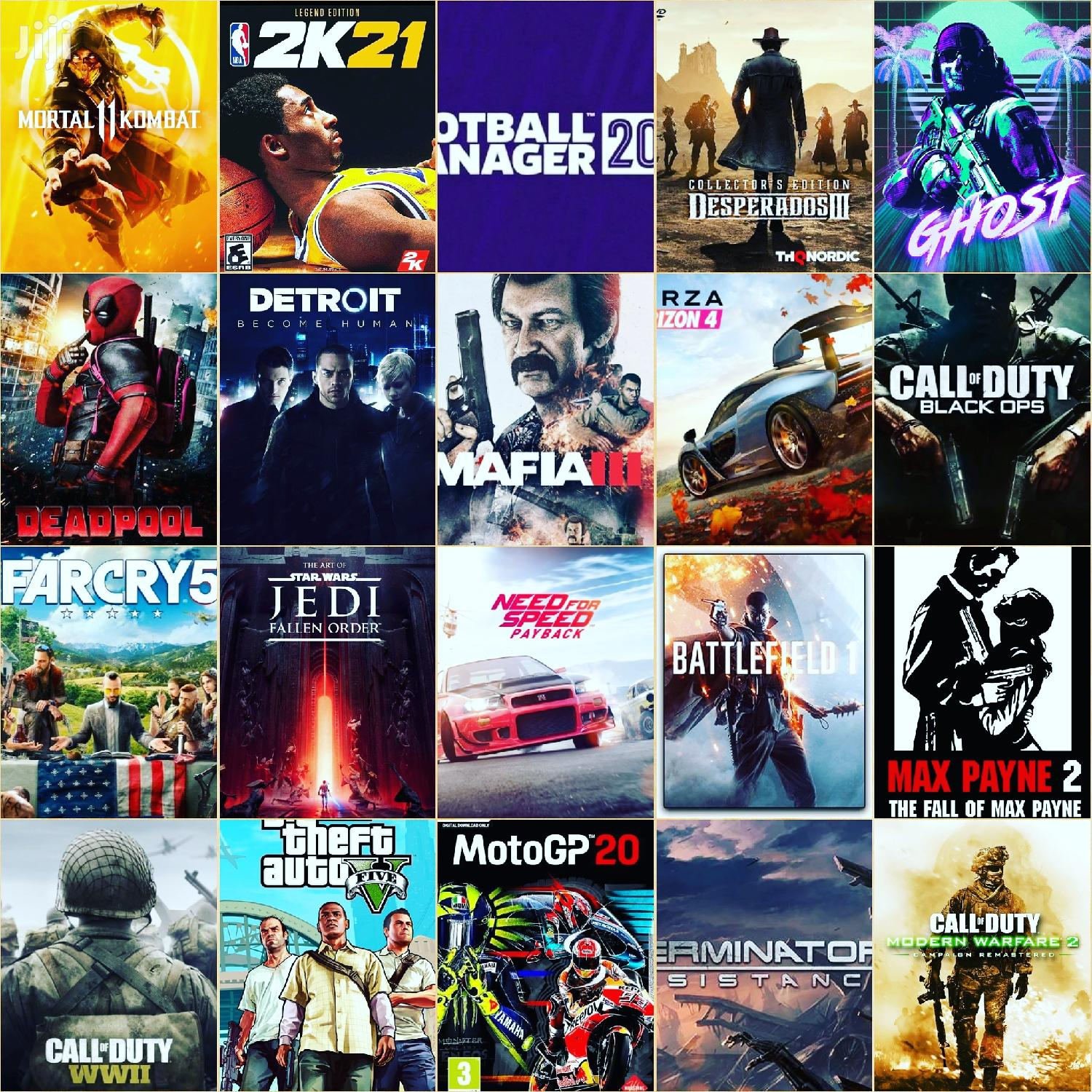 COMPUTER(PC) Games/Ps3 Games FIFA 21 PC Version