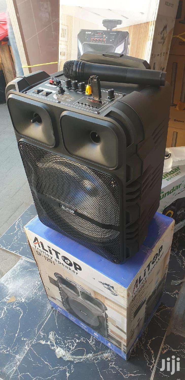 Alitop Speaker All in 1 Radio