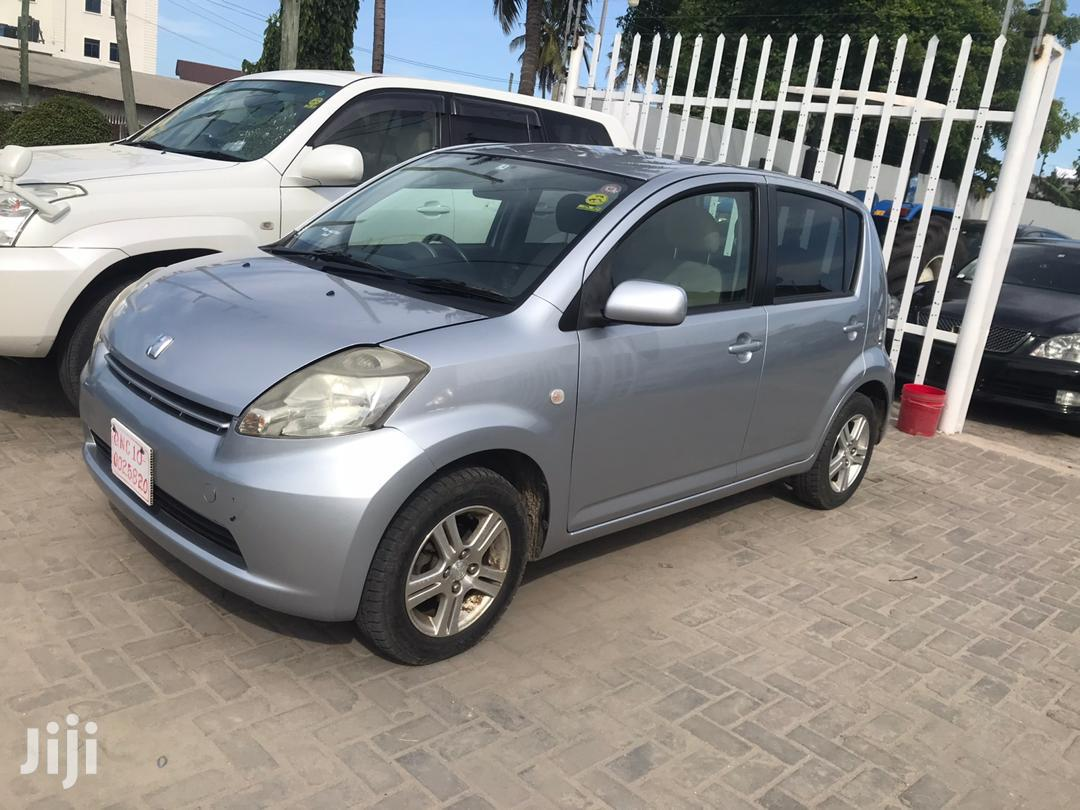 Toyota Passo 2009 Silver   Cars for sale in Kinondoni, Dar es Salaam, Tanzania