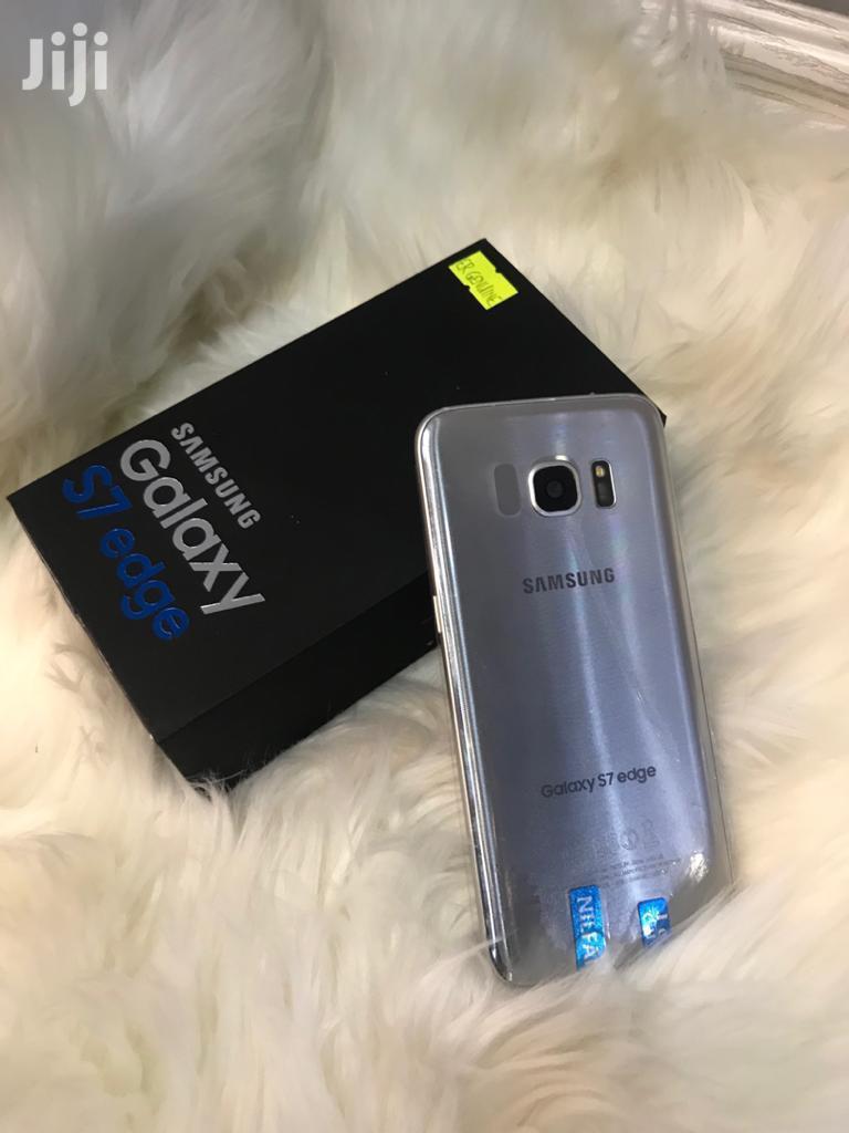 Archive: New Samsung Galaxy S7 edge 64 GB Silver