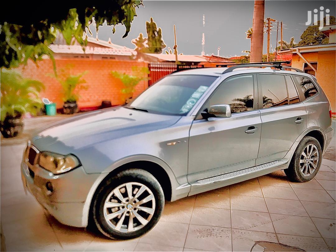 Archive: BMW X3 2007 2.5i Silver