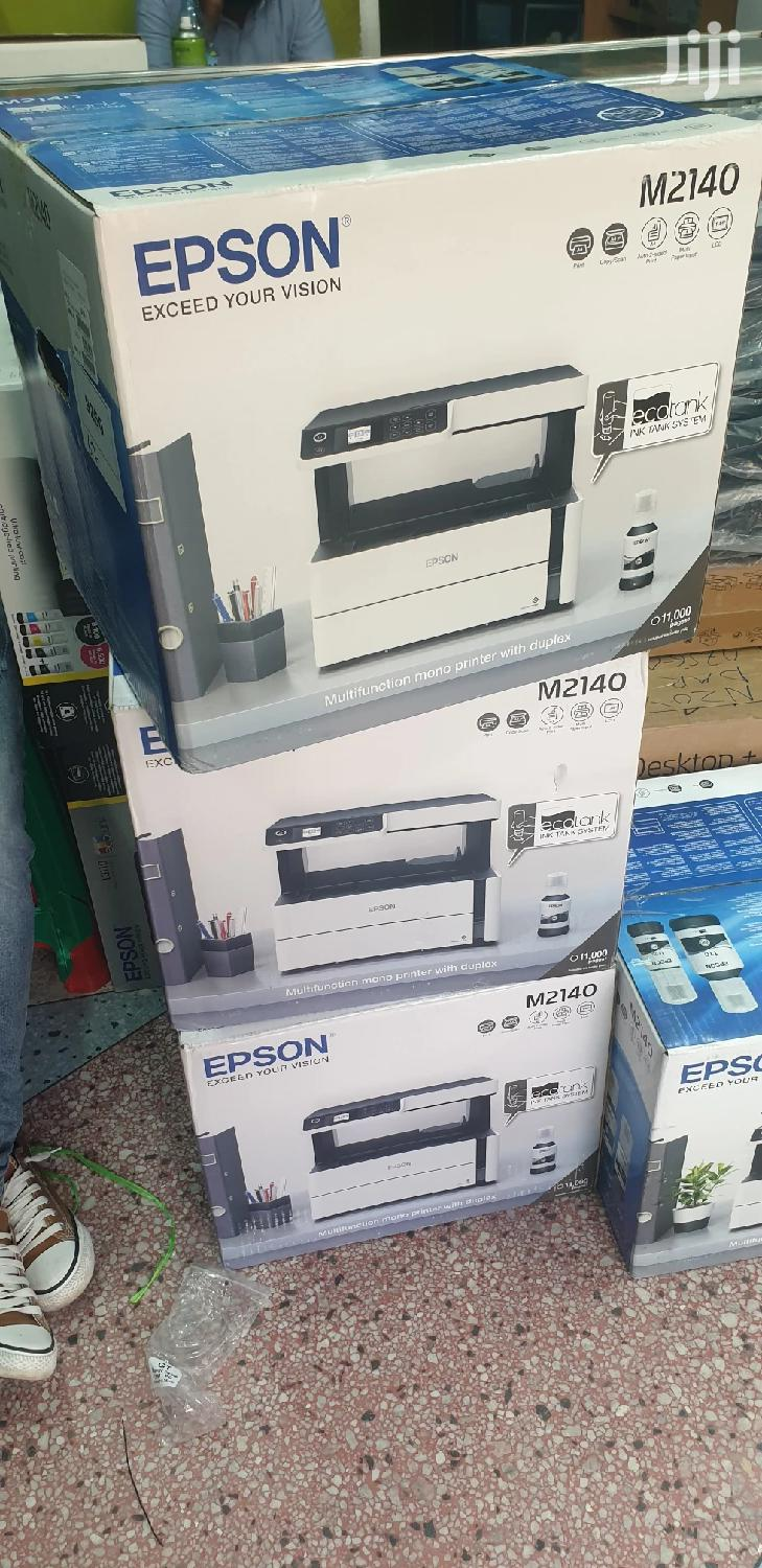 EPSON All in 1 Printer New M2140