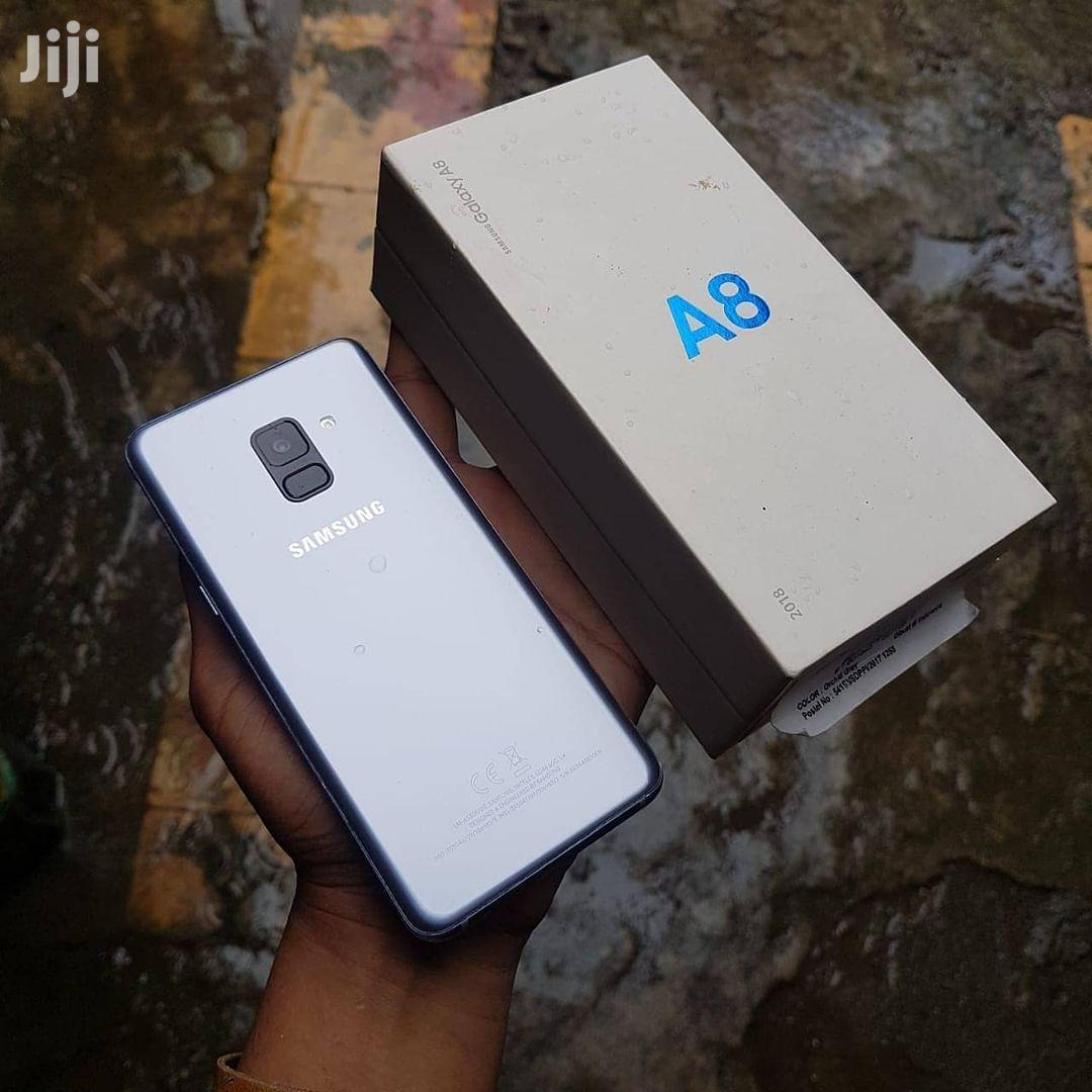 New Samsung Galaxy A8 32 GB Silver